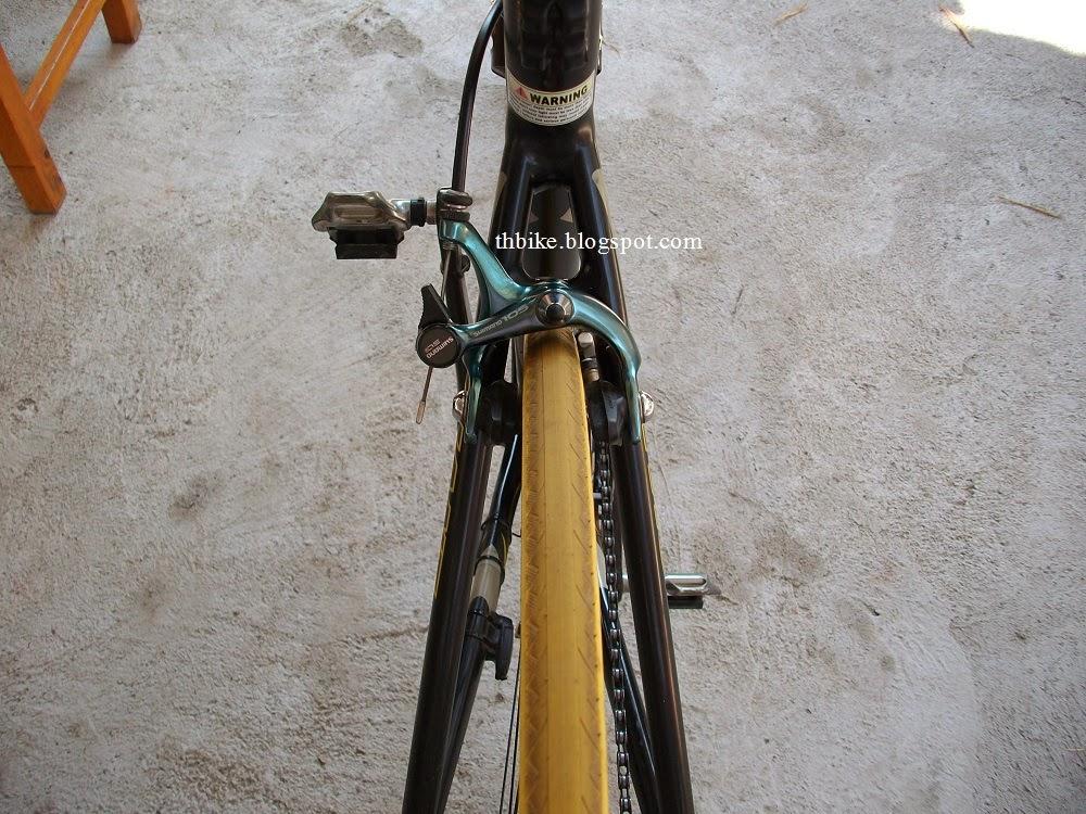 กล้ามเบรคหลัง จักรยานเสือหมอบ