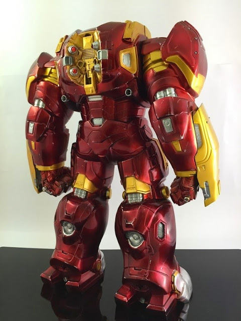 hulkbuster action figure avengers