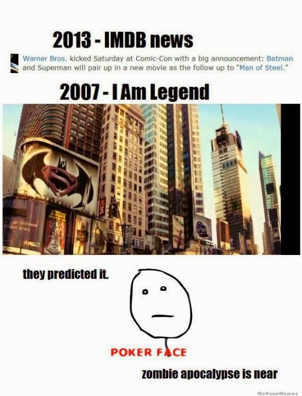 Ben Affleck was going to be Batman long before the DCEU ...