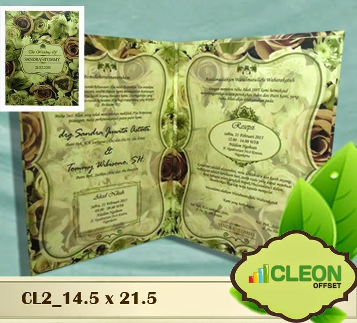 Cleon Offset, 081391192286 (TELKOMSEL), 087738052899 (XL), Contoh Undangan, Contoh Undangan Pernikahan, Undangan Unik Pernikahan, Yogyakarta, Semarang, Jawa Tengah