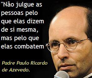 SITE Pe.PAULO RICARDO DE AZEVEDO