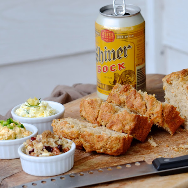 Easy Beer Bread // Butter Compound
