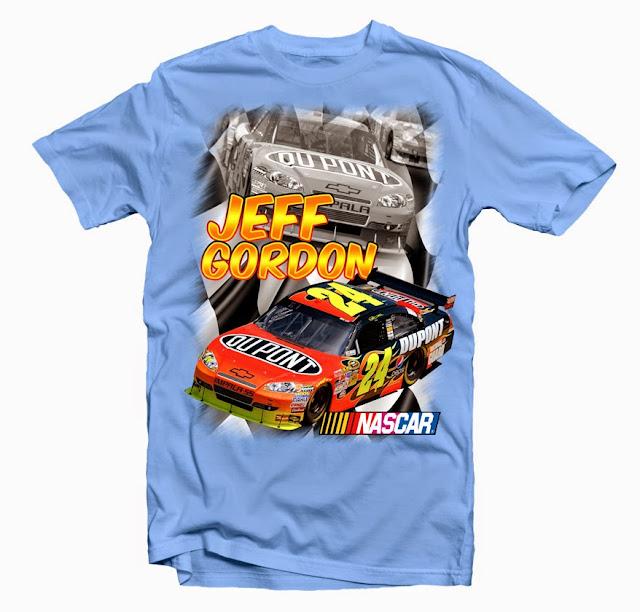 nascar tshirt design