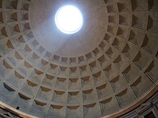Könnyű adalékanyagos könnyűbetonok | Habbeton házak - Pantheon, kupola