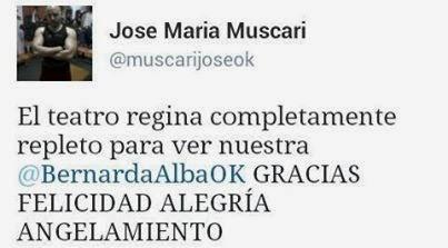 Muscari en Twitter