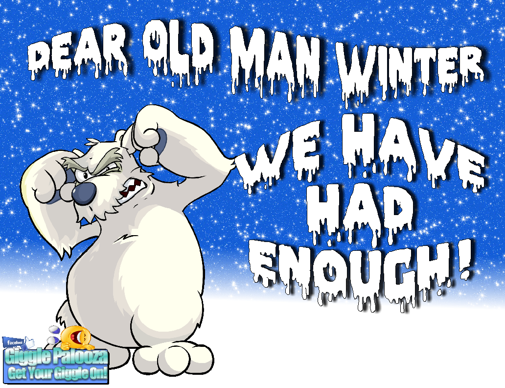 Bear winter funny quotesFunny Winter Quotes For Facebook