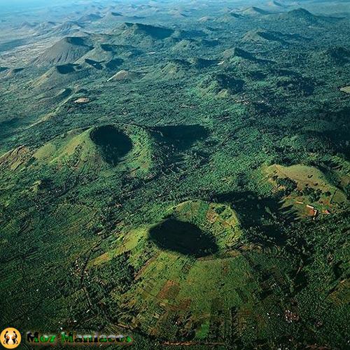 Área Vulcânica de Marsabit