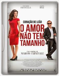 Coração de Leão – O Amor Não Tem Tamanho – DVDRip Dublado + RMVB