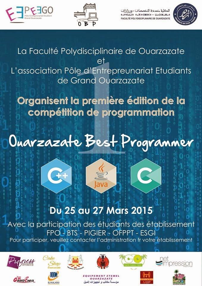 Ouarzazate Best Programmer