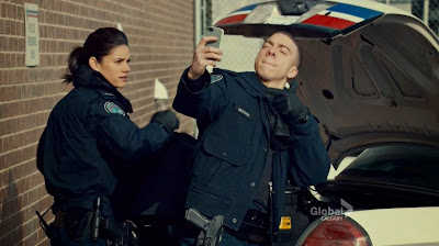 Rookie Blue - All by Her Selfie - Review