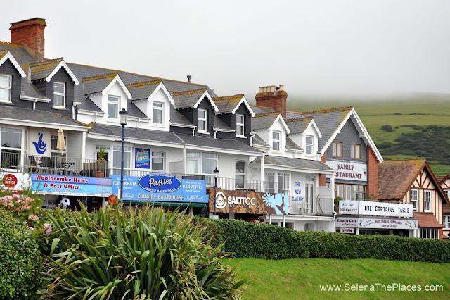 Woolecombe, Devon UK
