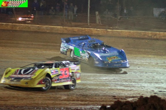 Clarksville Speedway Tuckasee Toilet Bowl Classic 3/8/2014 (Steven Luboniecki photo for Middle Tennessee Racing Scene)