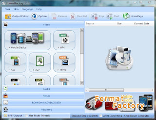 Format Factory, Format Factory 3.1.1, Format Factory free download, Format Factory download, Format Factory 3.1.1 download,