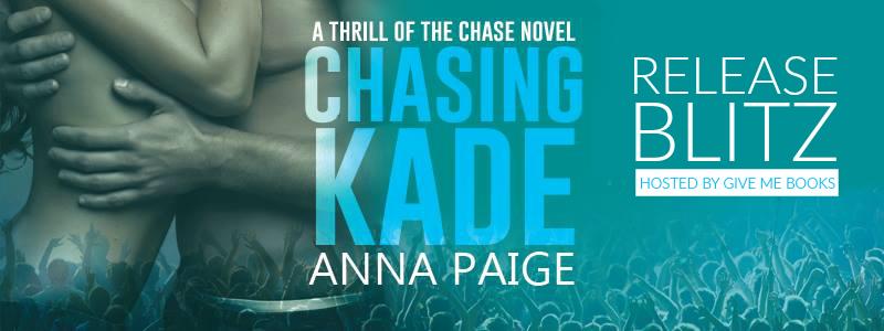 Chasing Kade Release Blitz