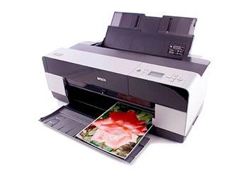 Epson Stylus Pro 3885 VS 3880 Printer