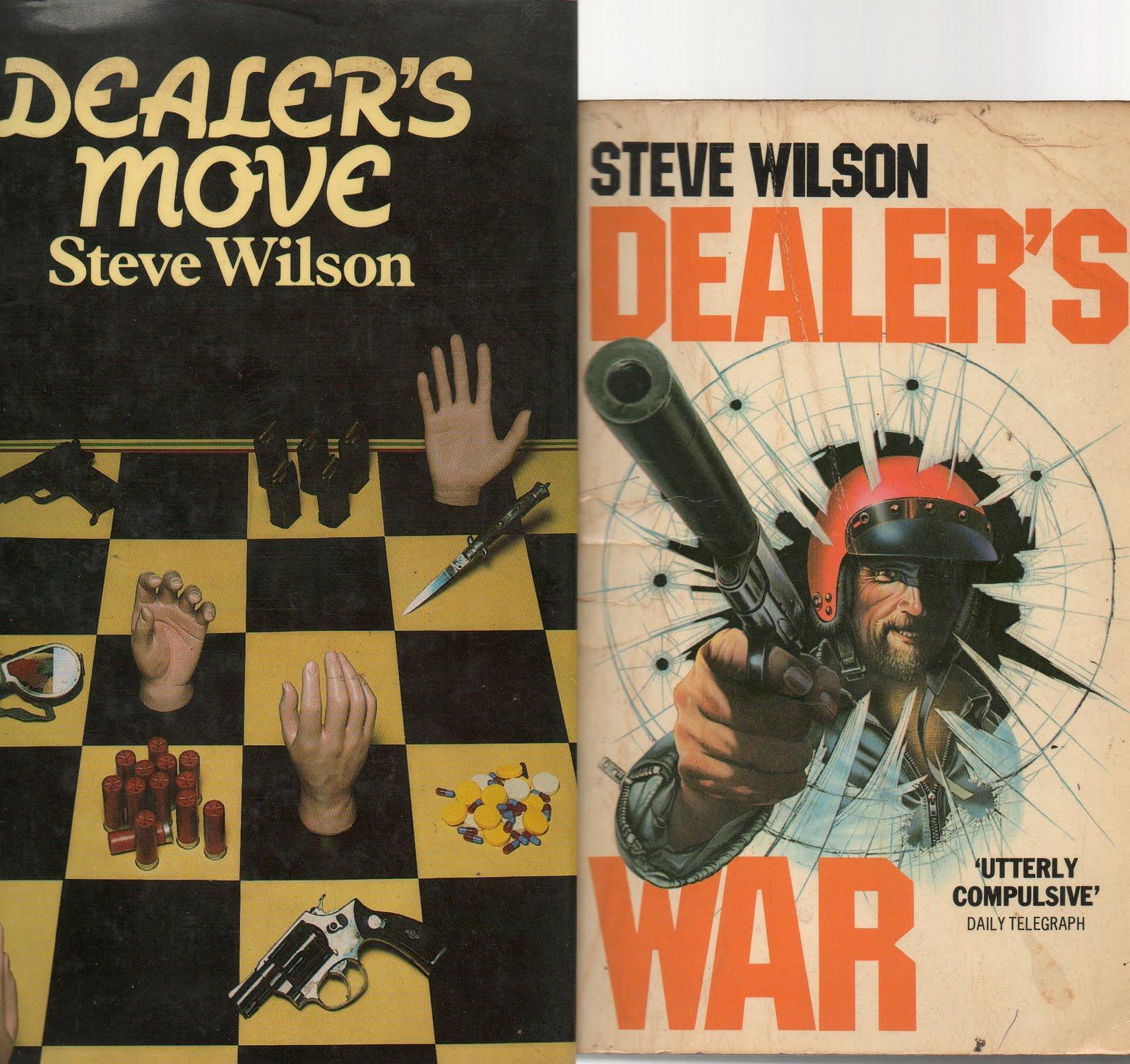 Dealer's War Steve Wilson
