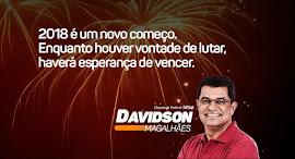 DEPUTADO FEDERAL DAVIDSON MAGALHÃES