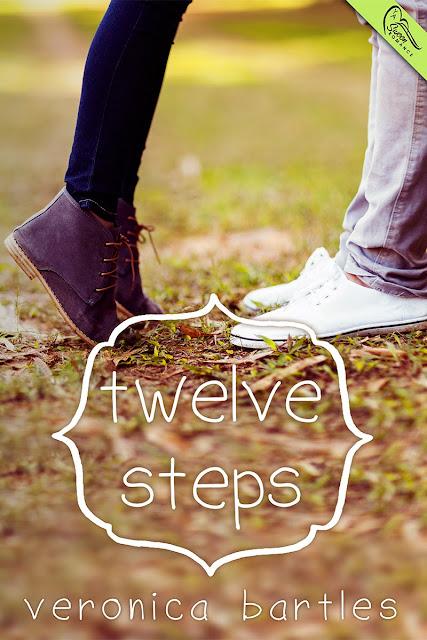 Cover Reveal – Twelve Steps