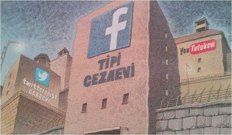 Facebook F Tipi Cezaevi