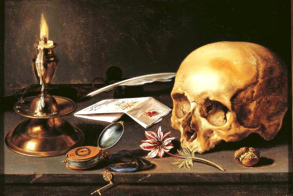 Vanitas - Still Life (Pieter Claesz, 1625)