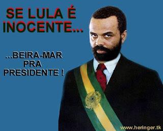 LULÂNDIA, O REINO DA AVACALHAÇÃO - Maria Lucia Victor Barbosa