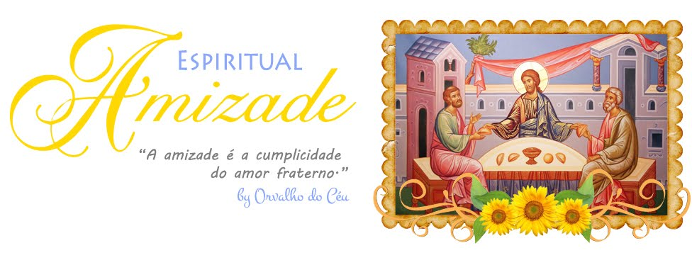 ESPIRITUAL-AMIZADE