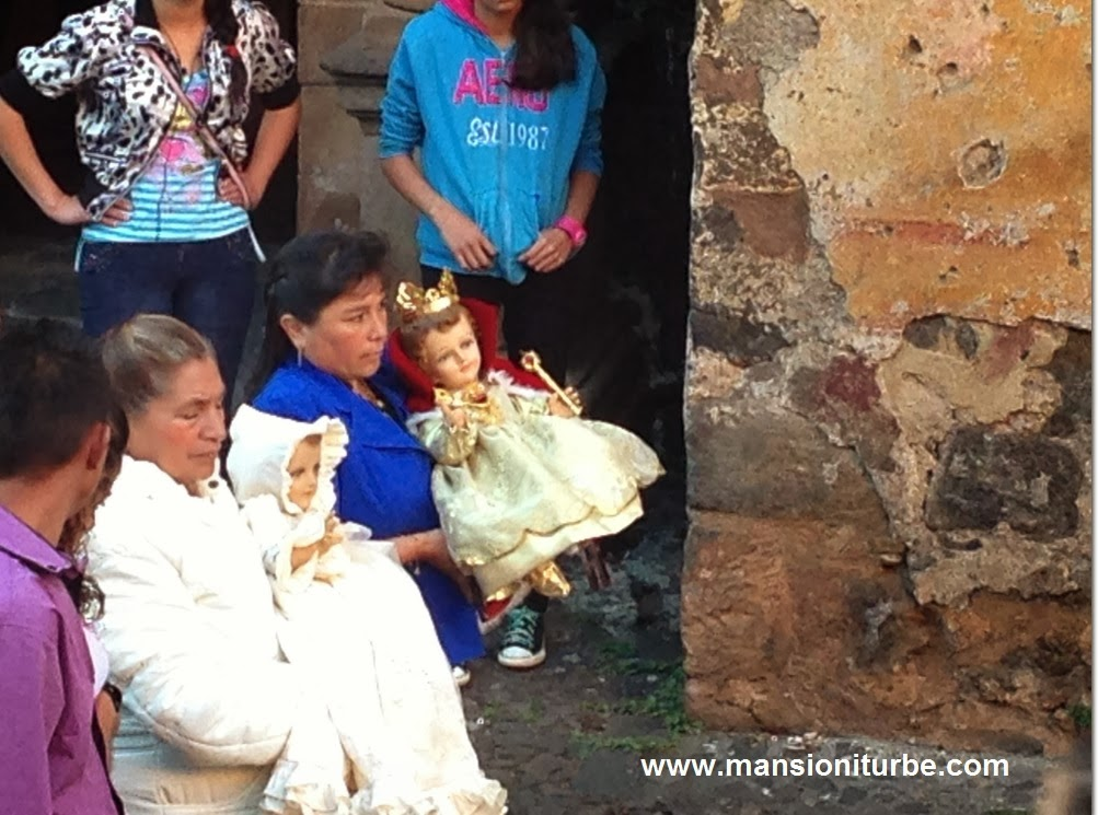 Candlemas celebrations in Patzcuaro
