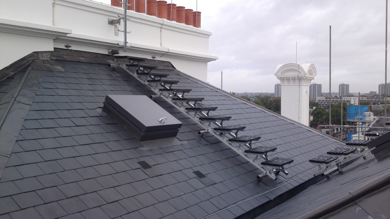 Rope Task Limited Safe Rooftop Access