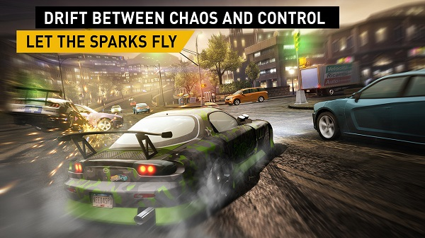 Electronic Arts releases Need for Speed No Limits for Android and iOS