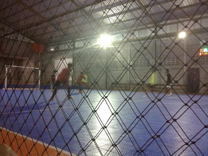 Perkembangan tim futsal Janti Nanggulan