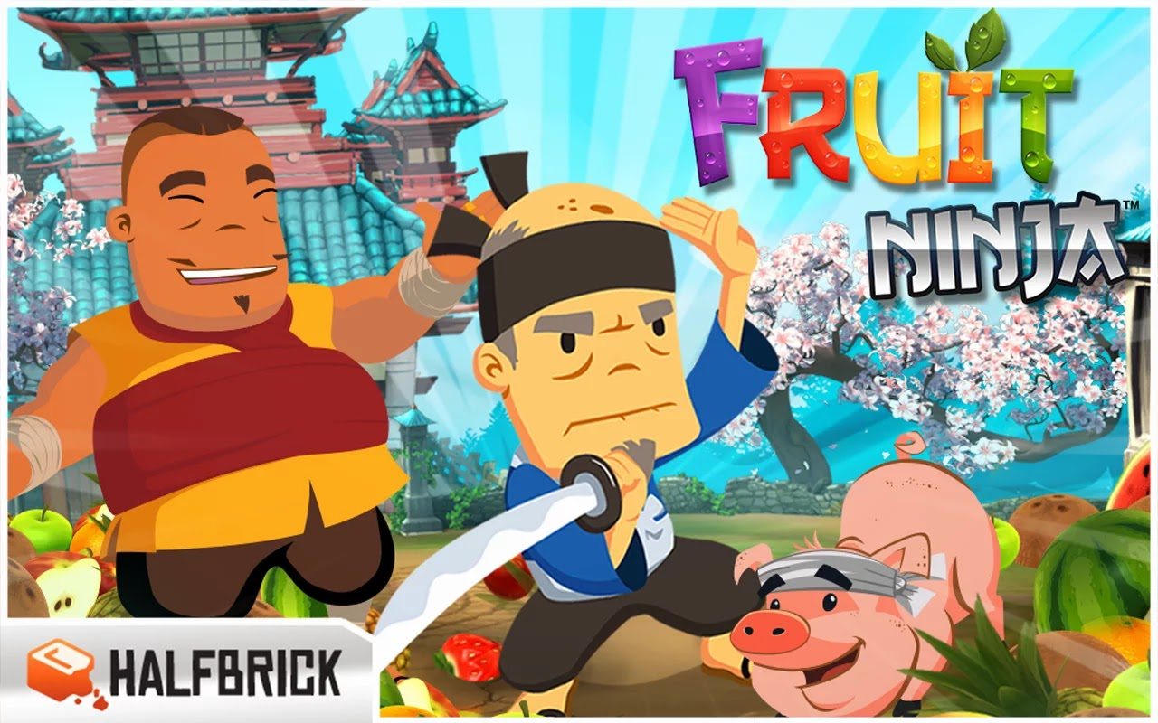 Fruit Ninja v1.9.2 (Paid)
