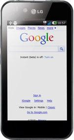 Spesifikasi LG Optimus Black Terbaru 2011