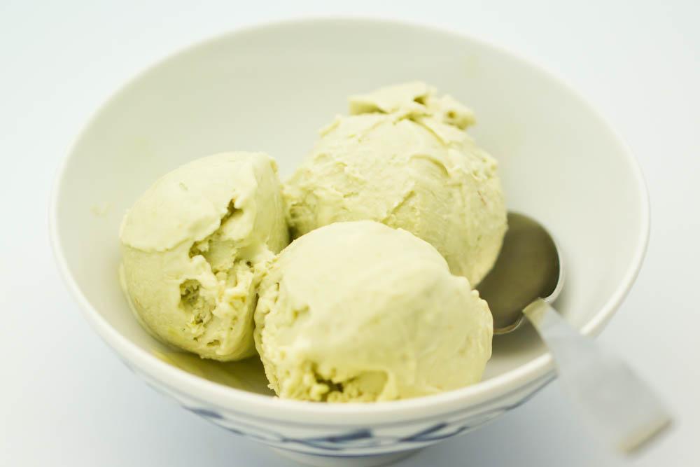 Hovkonditorn: Avokadoglass / Avocado Ice Cream