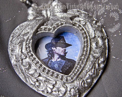 Harry Dresden Locket