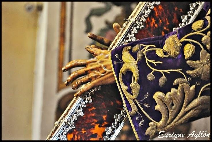 Besamanos Sevilla Cuaresma 2014