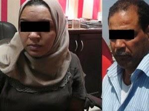 المعلمة الذي رفض زوجها و أهلها استلام جثتها و السبب.