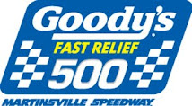 Race 6: Goody&#39;s Fast Relief 500 @ Martinsville