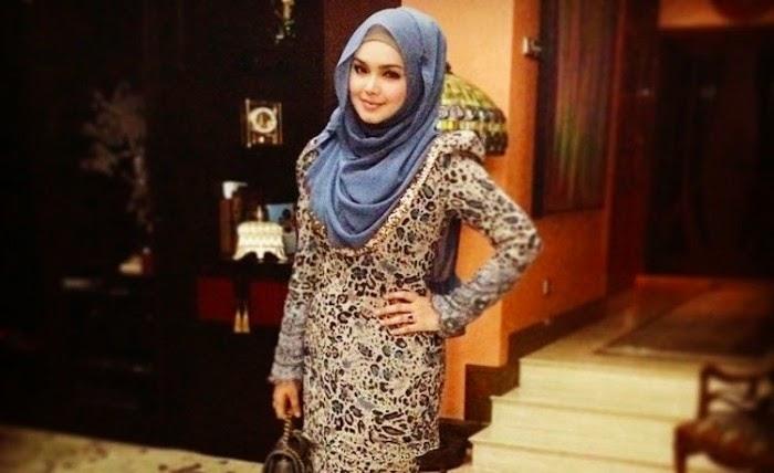 Datuk Siti Nurhaliza Wanita Ketiga Terkaya Di Malaysia Dengan Anggaran RM50 Juta