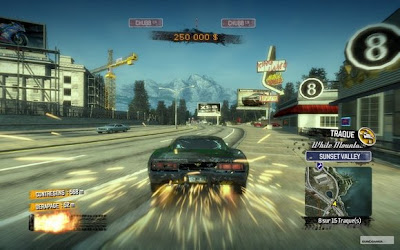 Burnout Paradise The Ultimate Box PC Game Screenshot 3 Burnout Paradise: The Ultimate Box MULTi12 PROPHET