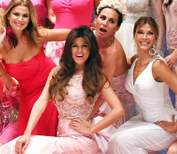 Baam 37. Argentina Fashion Week Desfile Apertura.