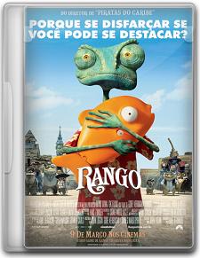Capa Rango   DVDScr – Dublado