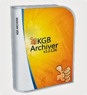 how to open kgb file