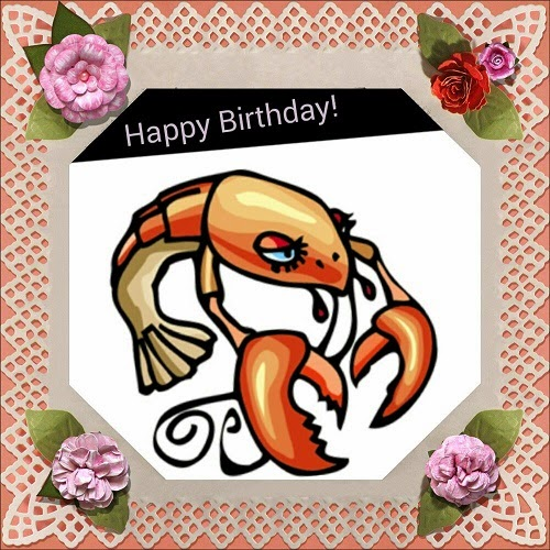 birthday cards astrology signs- cancer
