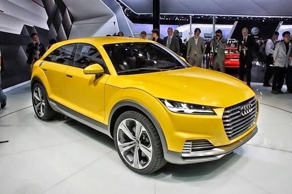 Audi TTQ