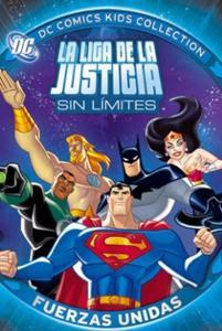 La Liga de la Justicia Sin Limites – DVDRIP LATINO