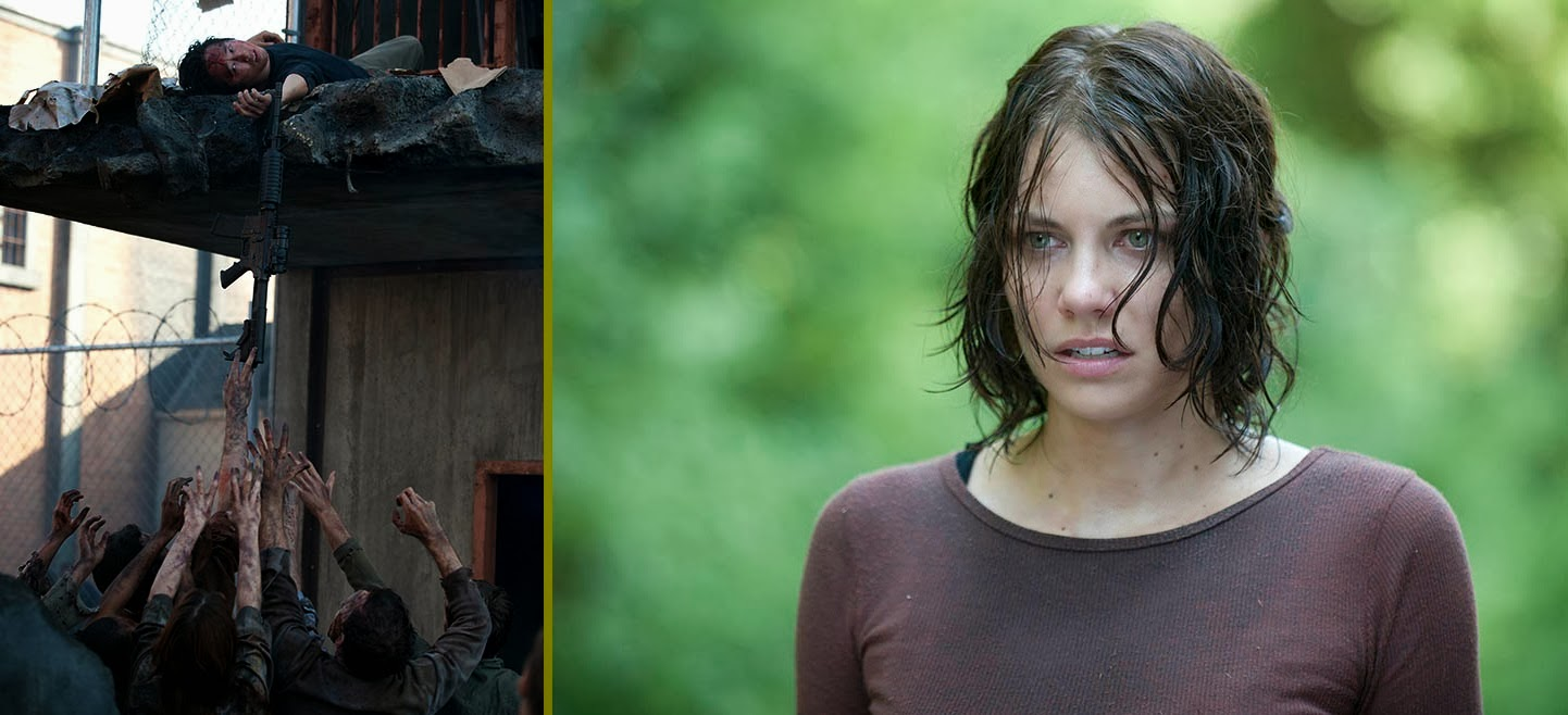 The Walking Dead - 4x10 - Detenuti (Inmates)