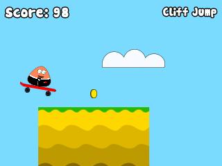 Cliff Jump para Pou