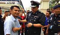 Solidariti Mahasiswa Malaysia (SMM) Mohd Safwan Anang