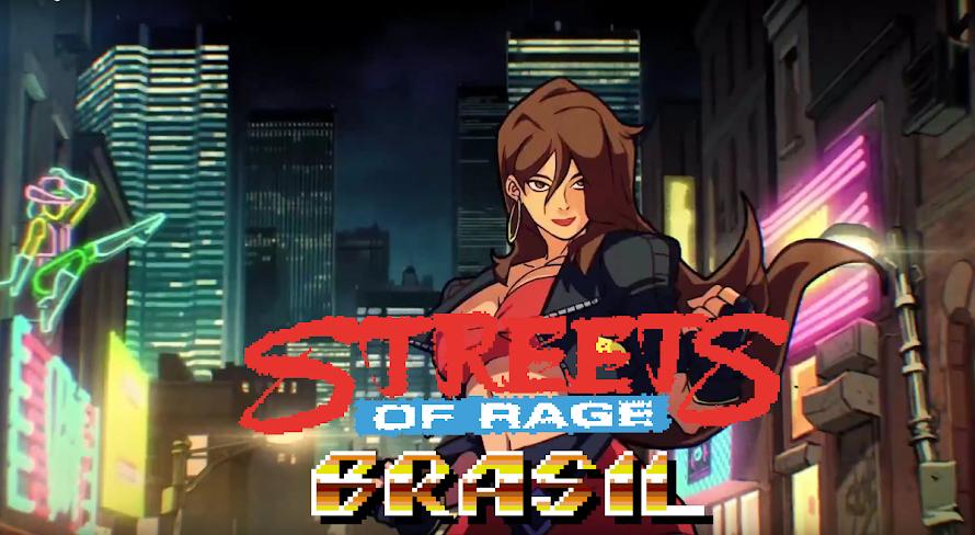 Streets of Rage Brasil