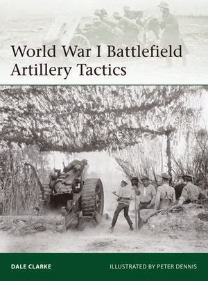 World War I Battlefield Artillery Tactics